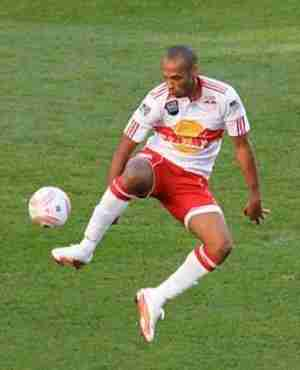 Thierry Henry at New York Red Bulls