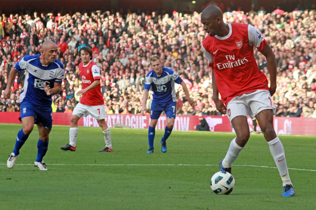 three reasons abou diaby flopped at arsenal the ball is square