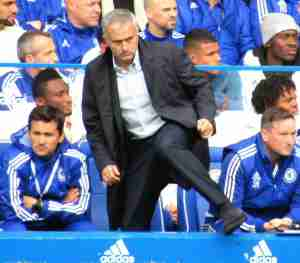 Mourinho thinks he is being targeted unfairly