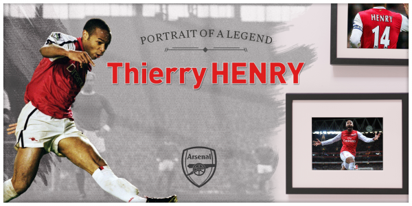 Portrait of a Legend: Thierry Henry