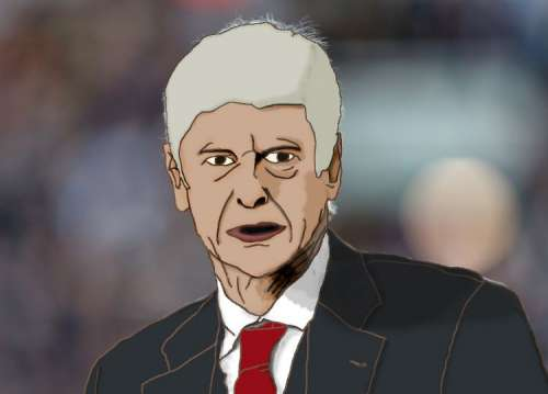 Lights out: It's time to go, Arsene