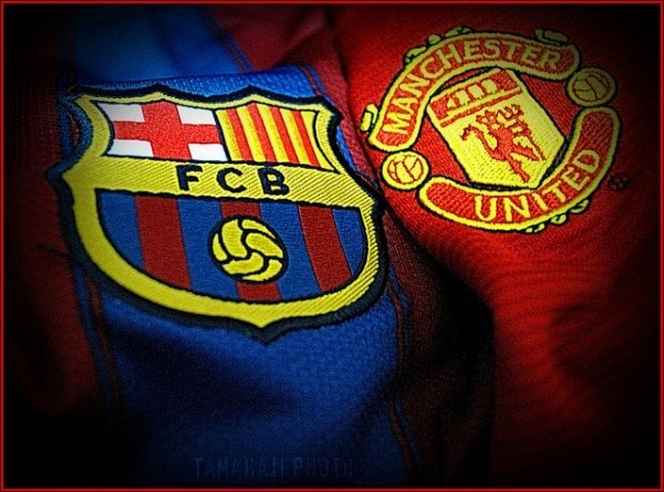 Manchester United vs Barcelona: Top 10 Matches
