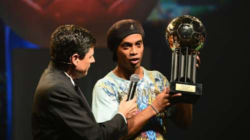 Ronaldinho backs Jesus to be next football star