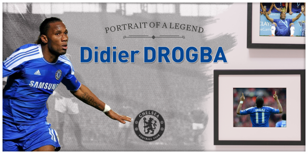 Portrait of a Legend: Didier Drogba