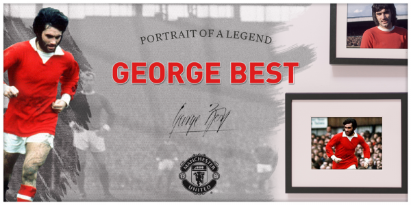 Portrait of a Legend: George Best