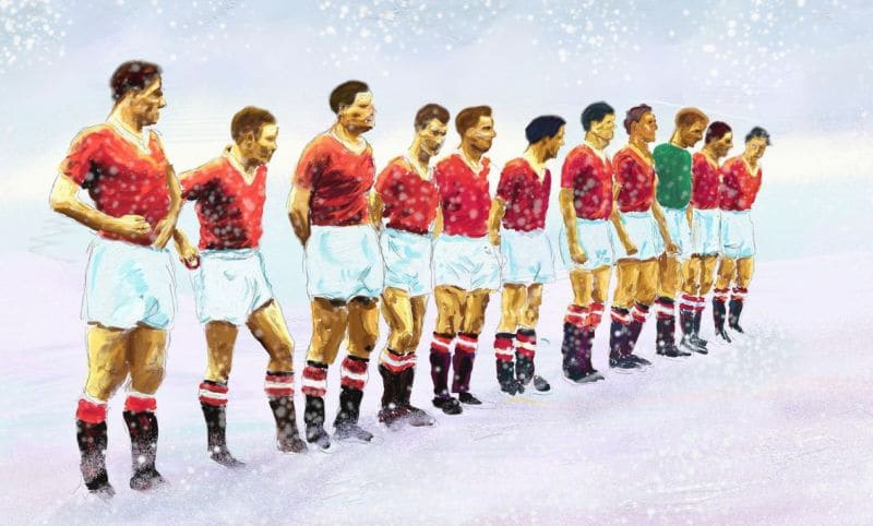 Manchester Untied: 20 Cult players and Legends