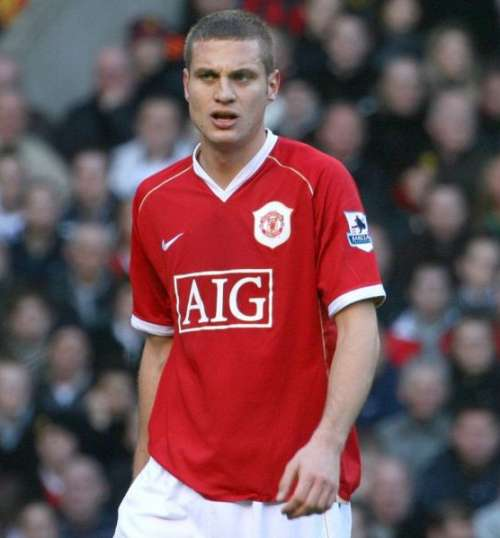 Vidic will come out of retirement to play with Carrick again
