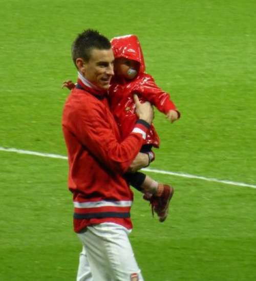 Koscielny reveals childhood idol, and he is English