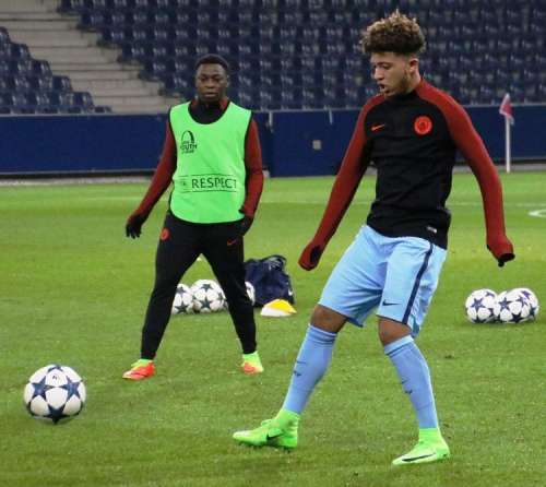 Sancho squashes talk of Manchester City future return following Borussia debut