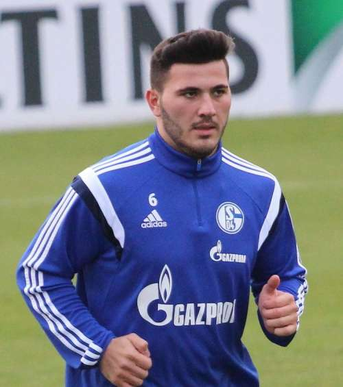 'You go to him as a boy, he moulds you into a man', Kolasinac reveals his biggest influence