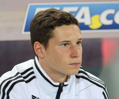 Draxler puts an end to speculation linking him to Arsenal