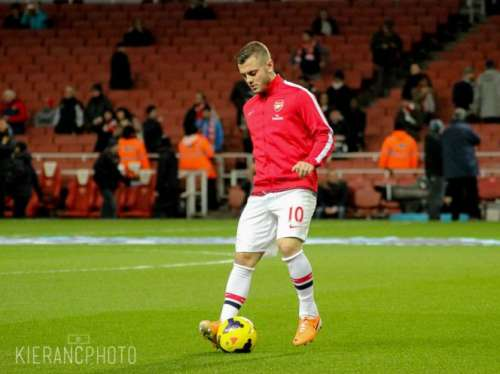 Wenger: Injury won't affect Wilshere contract talks