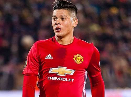 Herrera: I told Rojo he was in the top 5 central defenders in the world