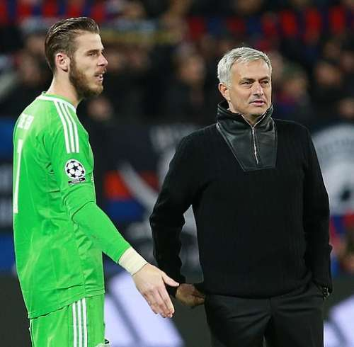 Will Manchester United let De Gea go to Real Madrid?