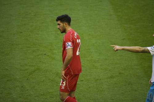 Emre Can wanted by Manchecster City and Juventus