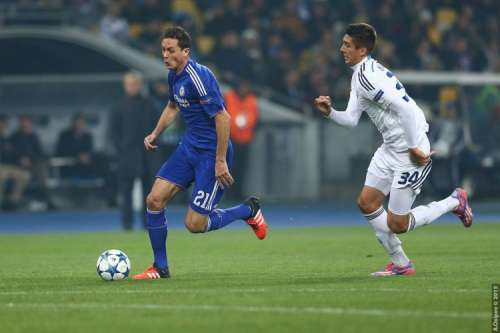 Benfica's Jesus told me to change position, says Matic