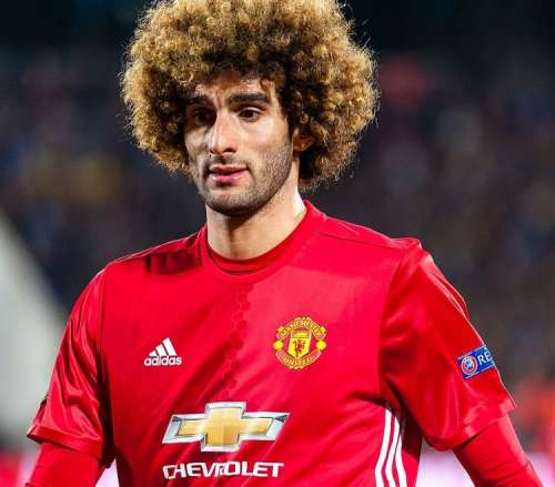 Arsenal and Paris Saint-Germain to battle for Marouane Fellaini
