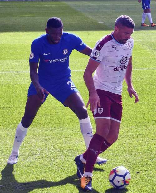 Rudiger nets a gem in Chelsea training session