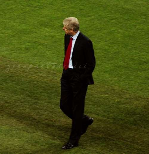 Wenger strikes back at critics: 'Nothing is good enough'