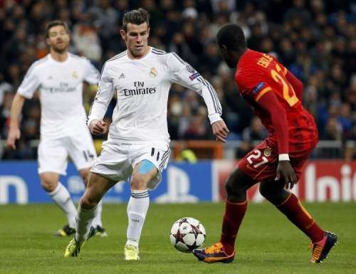 Man Utd boss Mourinho doesn't want 'glass' Bale at Old Trafford